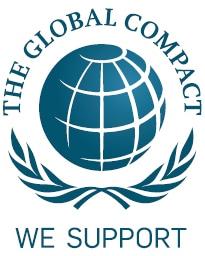 United Nations Global Compact Charter logo