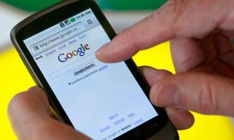 les nouvelles règles de Google en matière de mobile